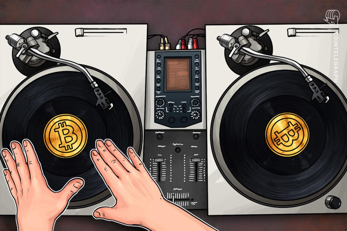 La primera canción sobre Bitcoin fue cuándo su precio era de USD 7
