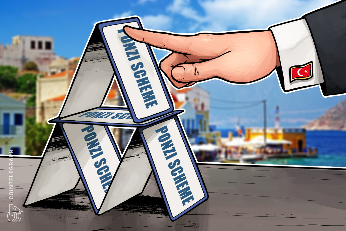 Self-Advertised as Turkey's 'National Cryptocurrency,' Turcoin Outed as Ponzi Scheme