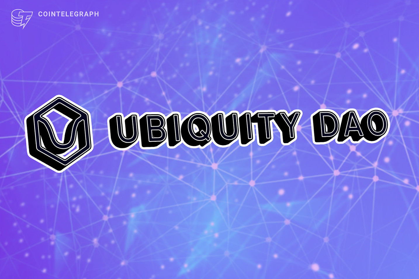 Ubiquity launches first polymorphic stablecoin, Ubiquity Algorithmic Dollar