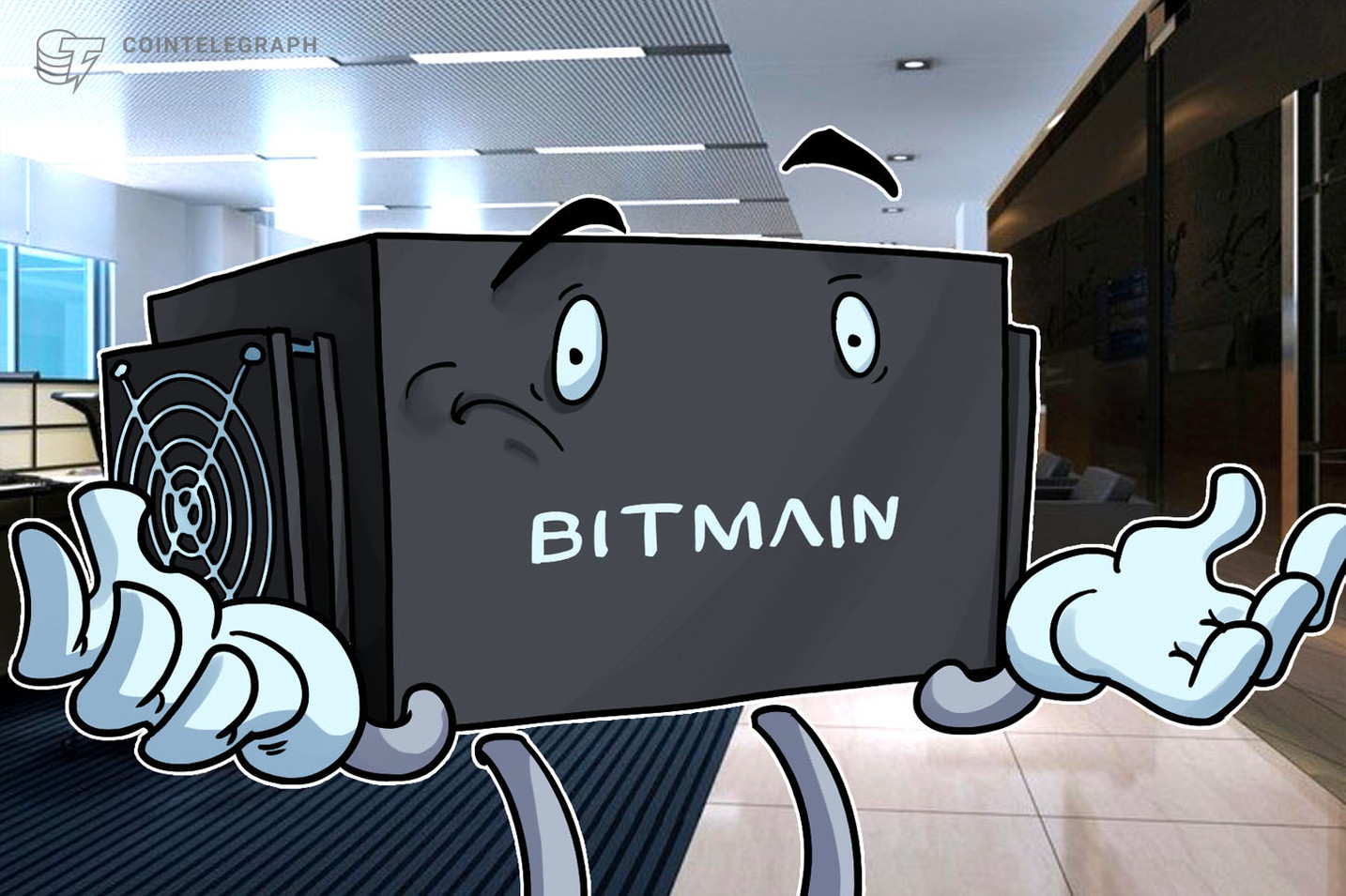 Bitmain's Hashrate Noticeably Dropped in Past 30 Days