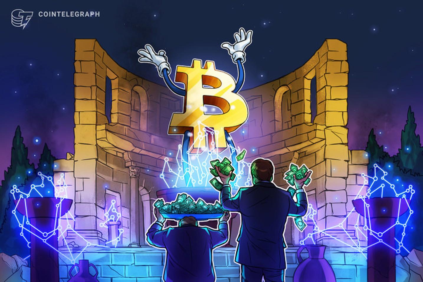 'Compre Bitcoin ou divirta-se permanecendo pobre para sempre', diz Max Keizer prevendo aumento de 300 vezes no BTC