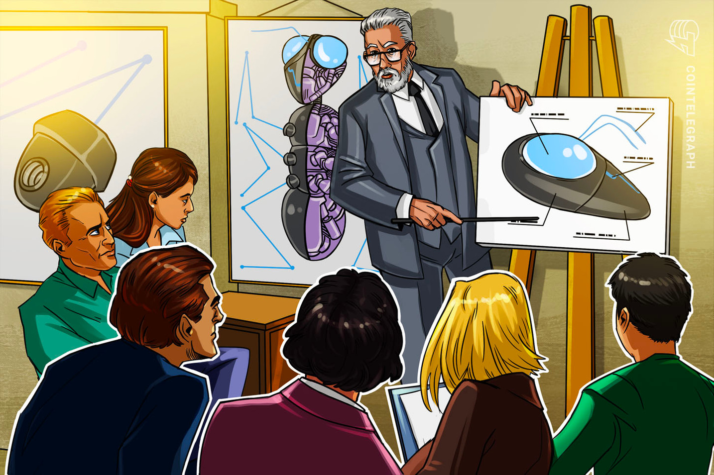 VC kompanija Andreassen Horowitz predstavila instruktore u besplatnoj kripto školi