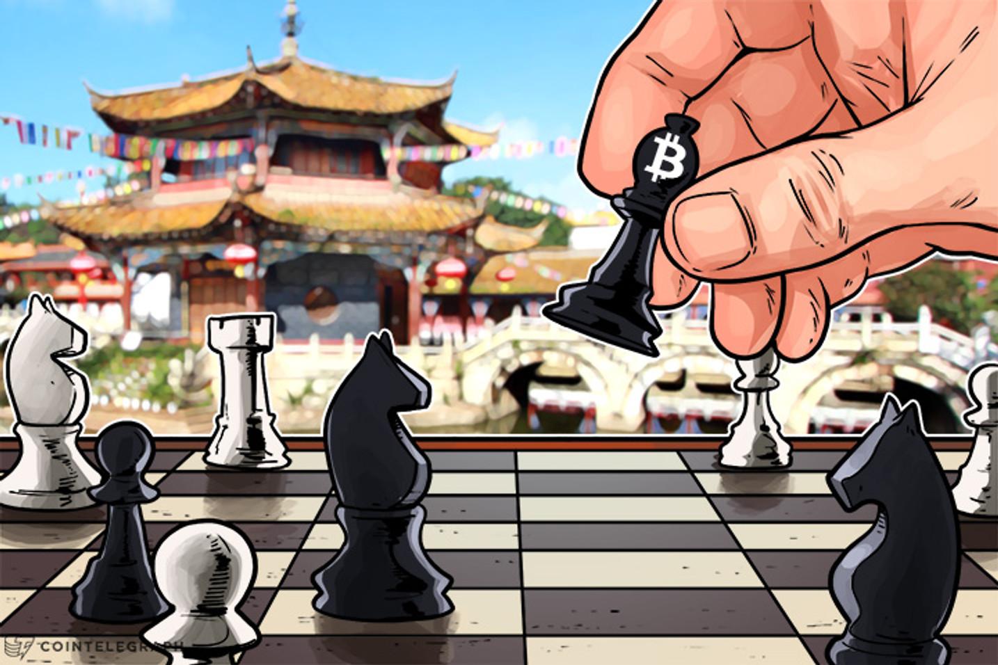 China podría hacer que Bitcoin Buzz vuelva a aparecer a medida que se avecina el Congreso nacional