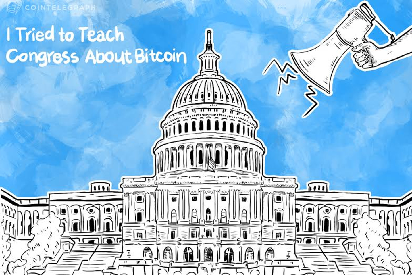 Congressional Bitcoin Education Day: I Tried To Teach Congress About Bitcoin