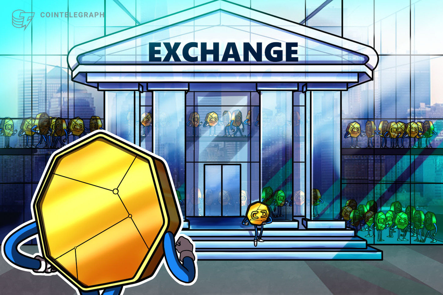 Web Traffic on Global Crypto Exchanges Surged 13% in July