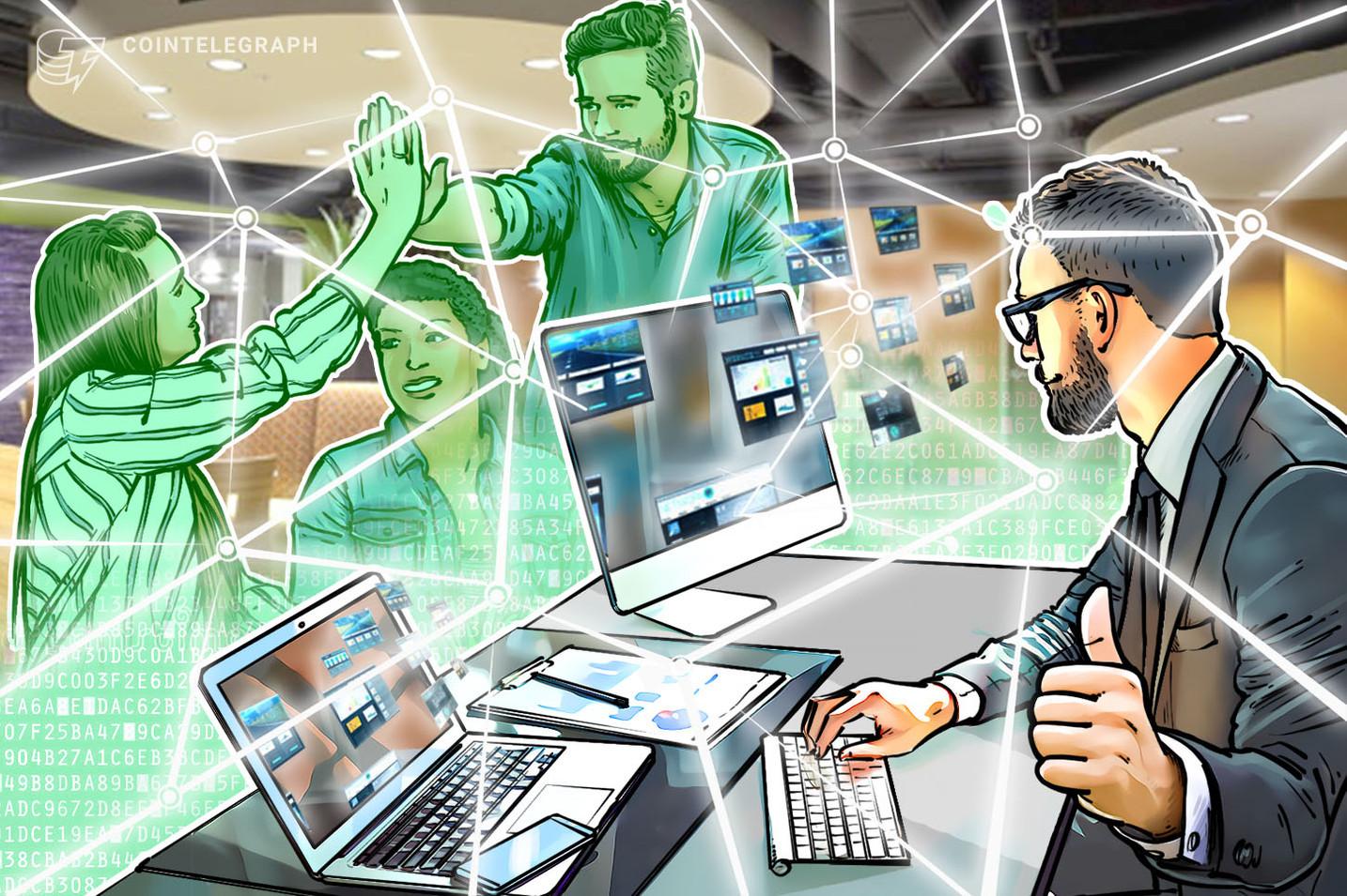 Salesforce apresenta plataforma de Blockchain baseada em Hyperledger