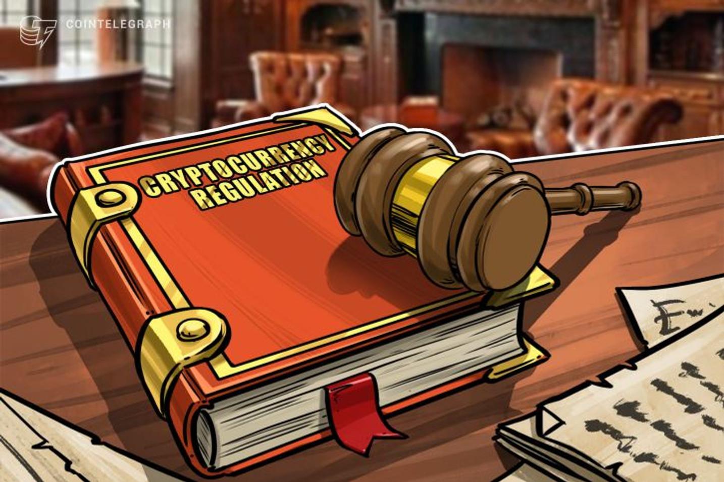 Ex-presidente da SEC representa a Ripple em ação por alegada venda de valores mobiliários não-registrada