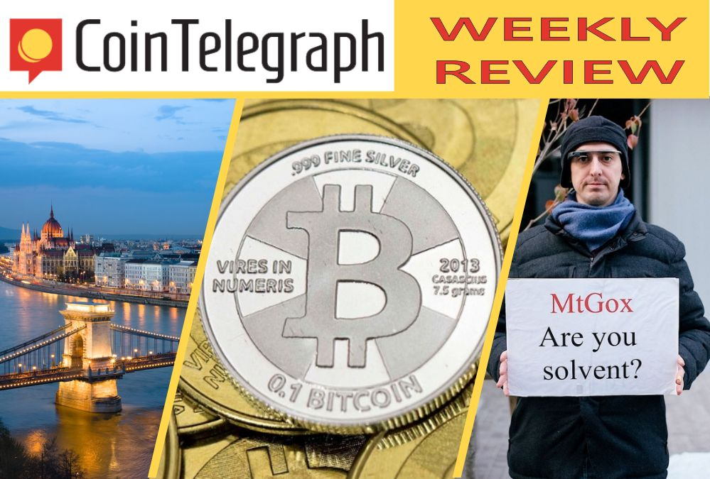Cointelegraph Weekly Review (Feb. 24-28)