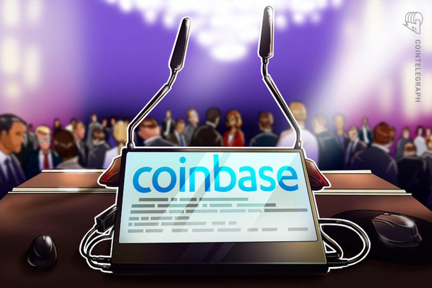 Como a listagem de ativos pela Coinbase afeta o mercado