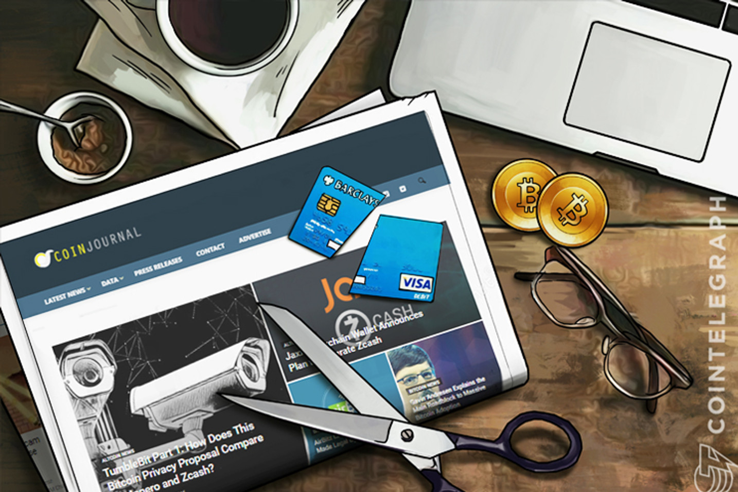 Barclays Shuts Down CoinJournal Bank Account, Outrages Bitcoin Community
