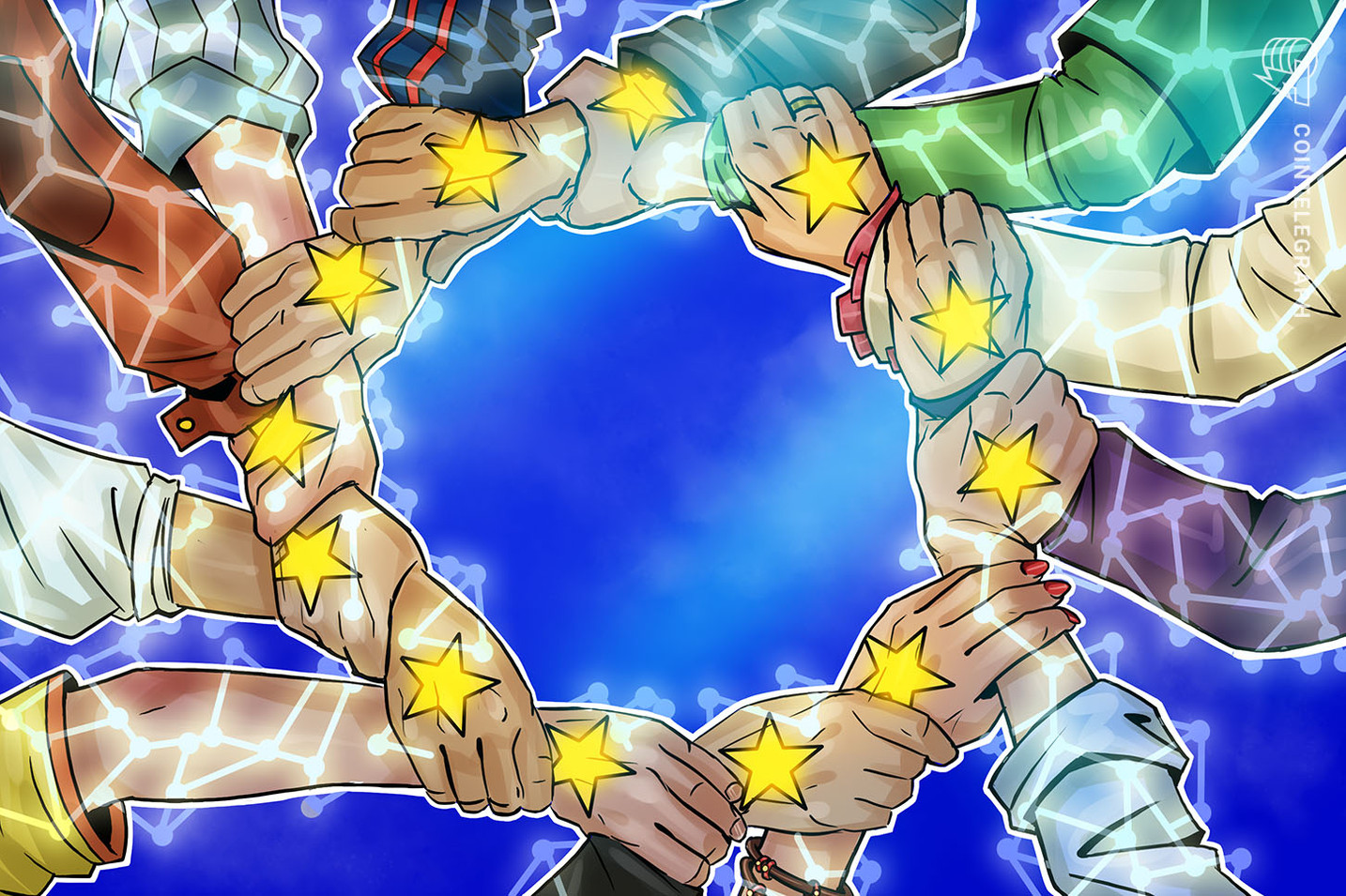 Europäische Union gründet International Association of Trusted Blockchain Applications