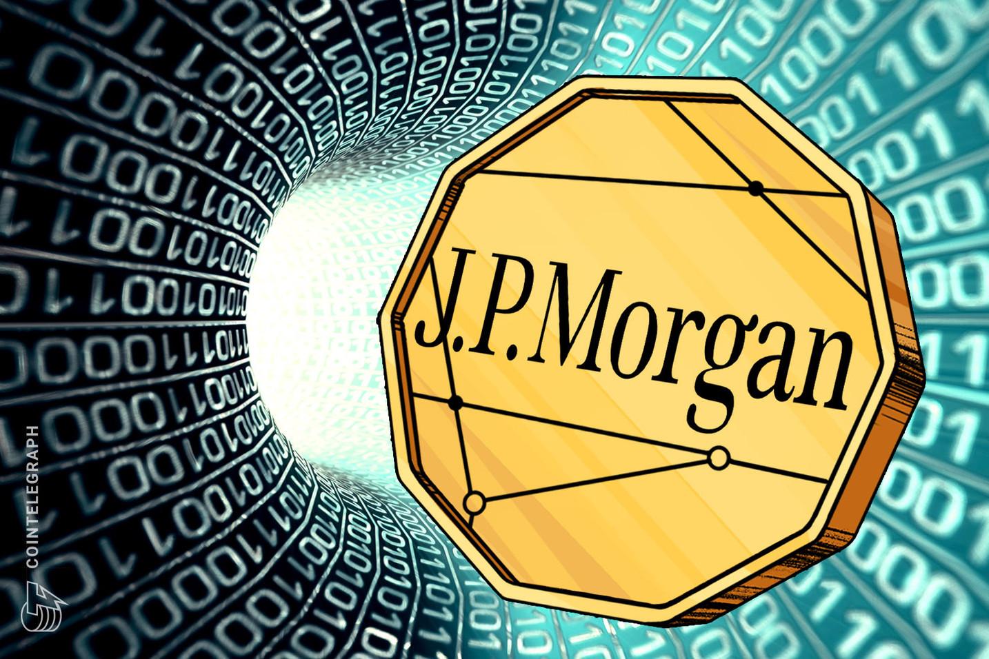 """JPMorgan Chase lanzará """"JPM Coin"""", usando criptomonedas para acelerar liquidaciones"""