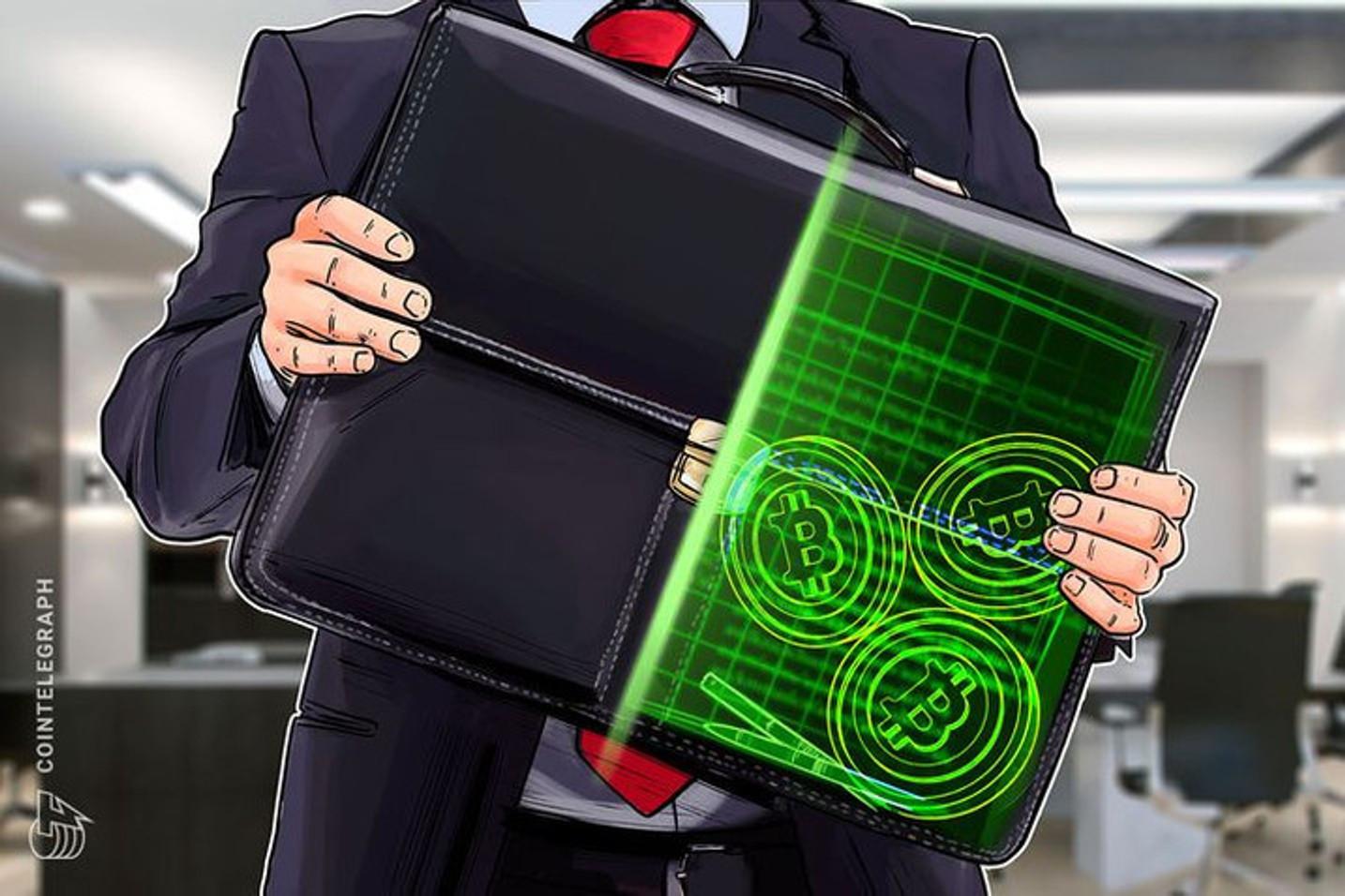 ¿Bitcoin caerá como los mercados de acciones y el Petróleo?