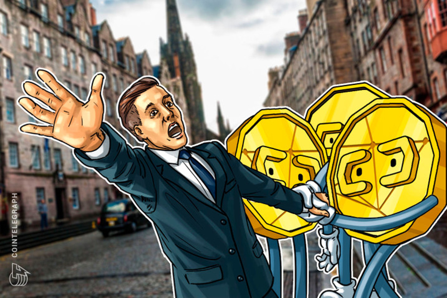 Negocie com moderação: Clínica na Escócia tem tratamento especial para os 'viciados em Bitcoin'