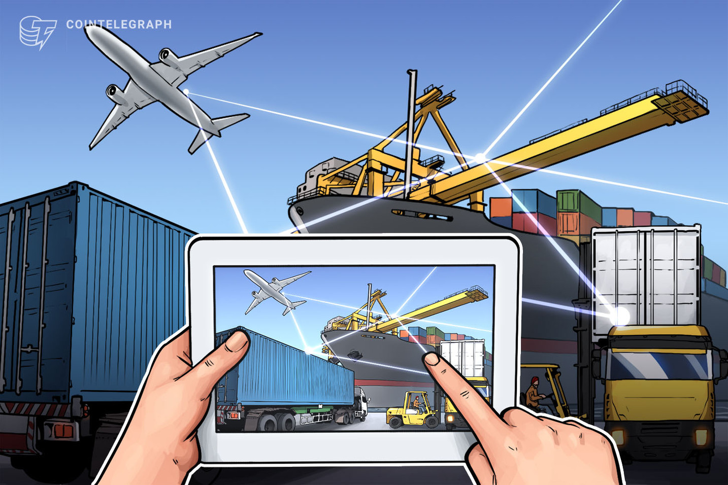 Sri Lankan Container Terminal Joins TradeLens Blockchain Platform