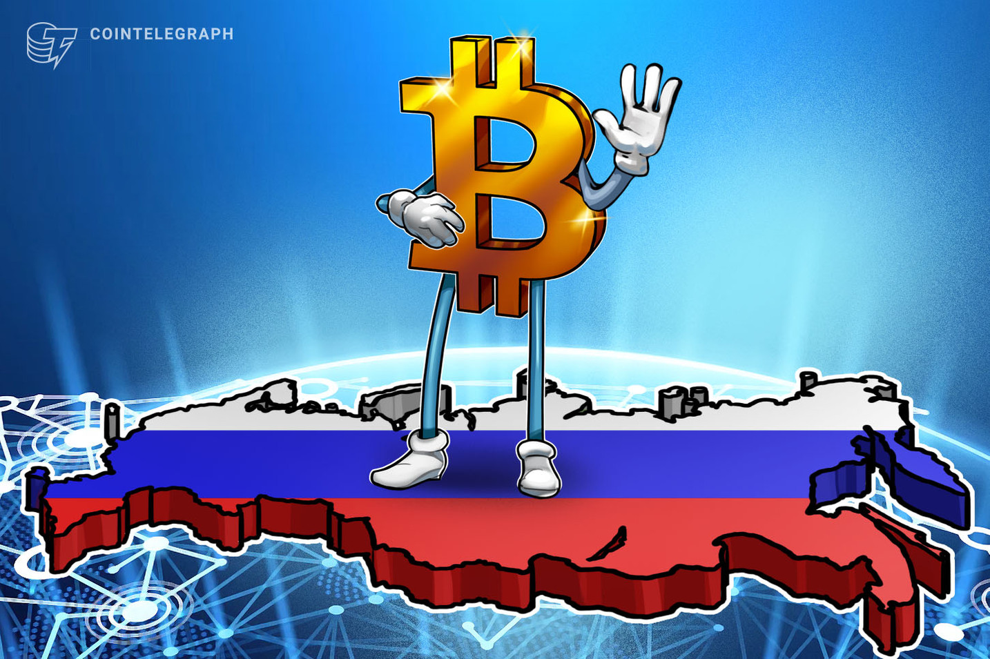 Updated: Russia Leads Global BTC Trading on LocalBitcoins in 2020