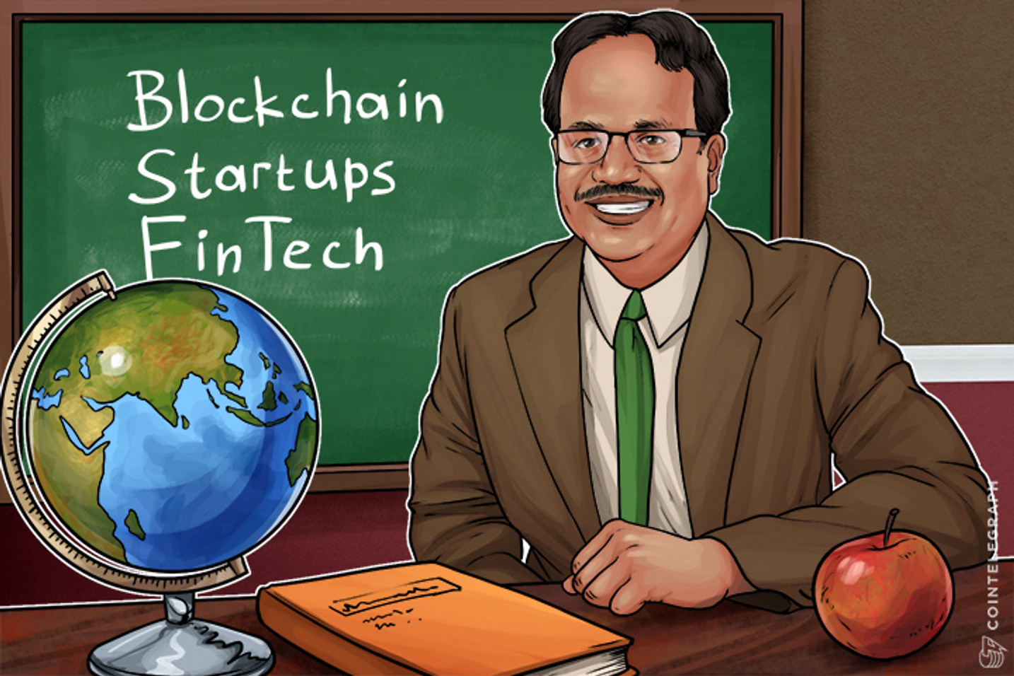 Indian State Andhra Pradesh to Launch Blockchain Institute, Aims to Lead Asian Market