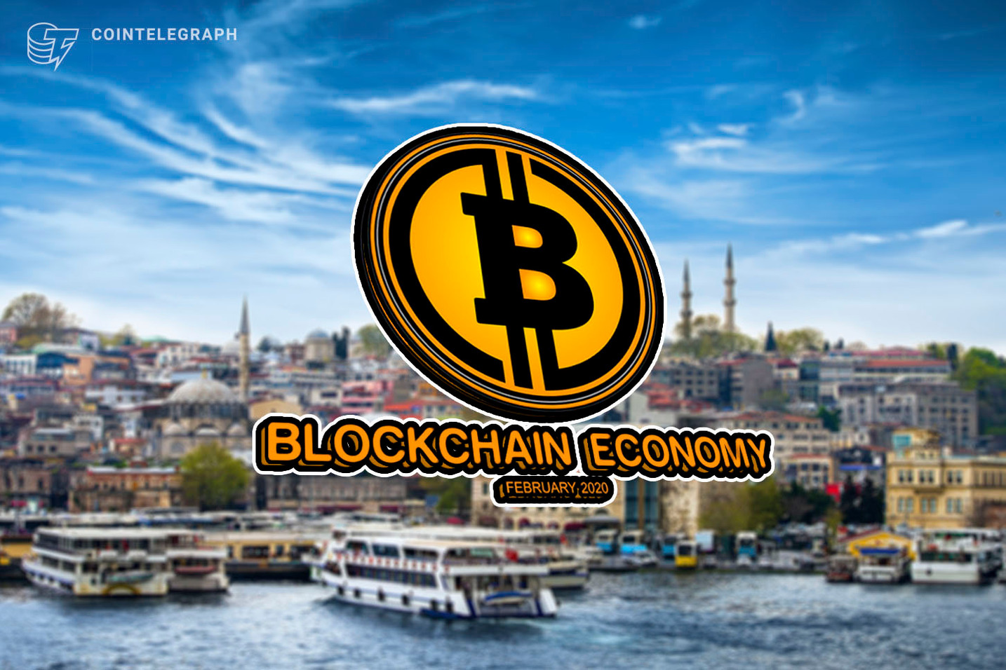 Cryptoworld of MENA & Eurasia at Blockchain Economy2020 in Istanbul!