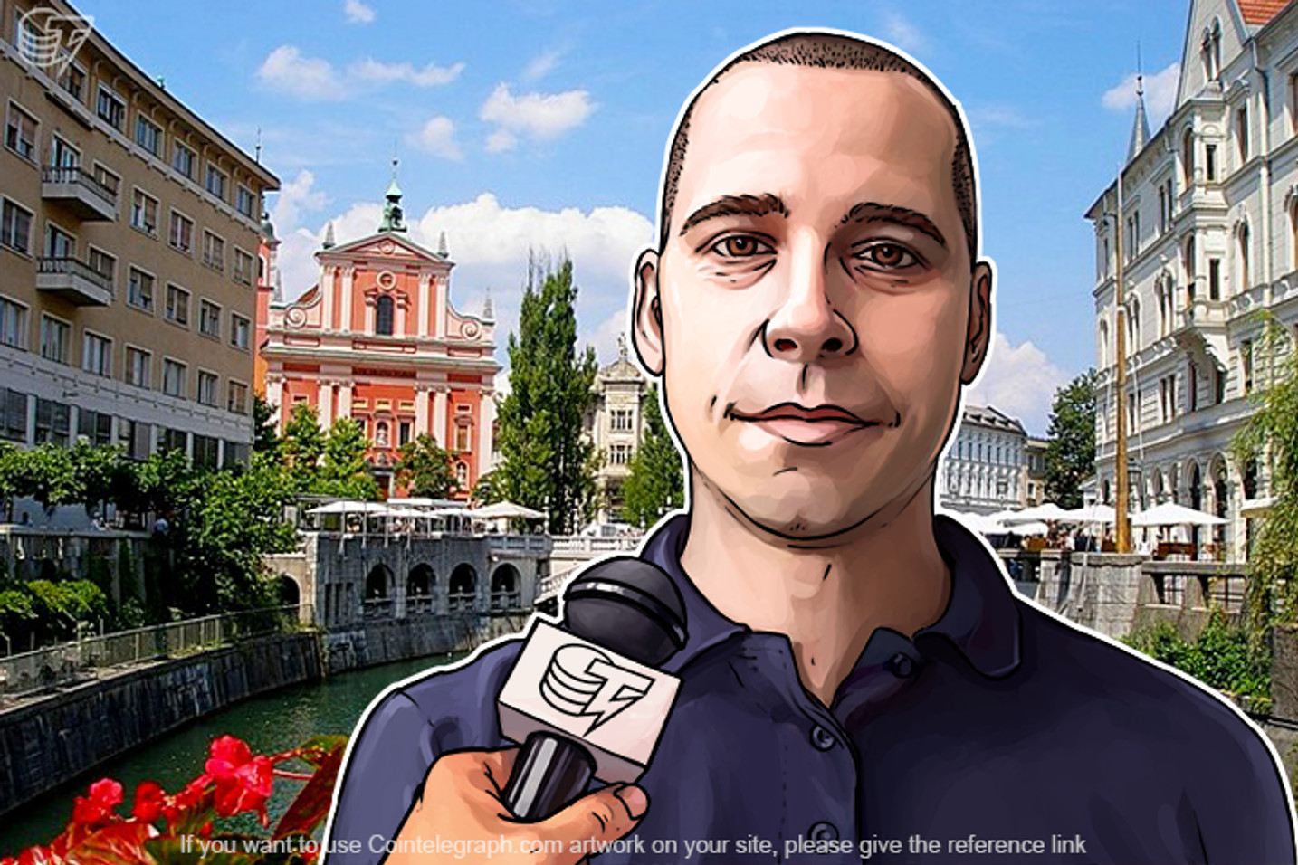 Jure Pirc: We Promote Bitcoin And Blockchain For Common Users In Slovenia To Make Government Adopt It