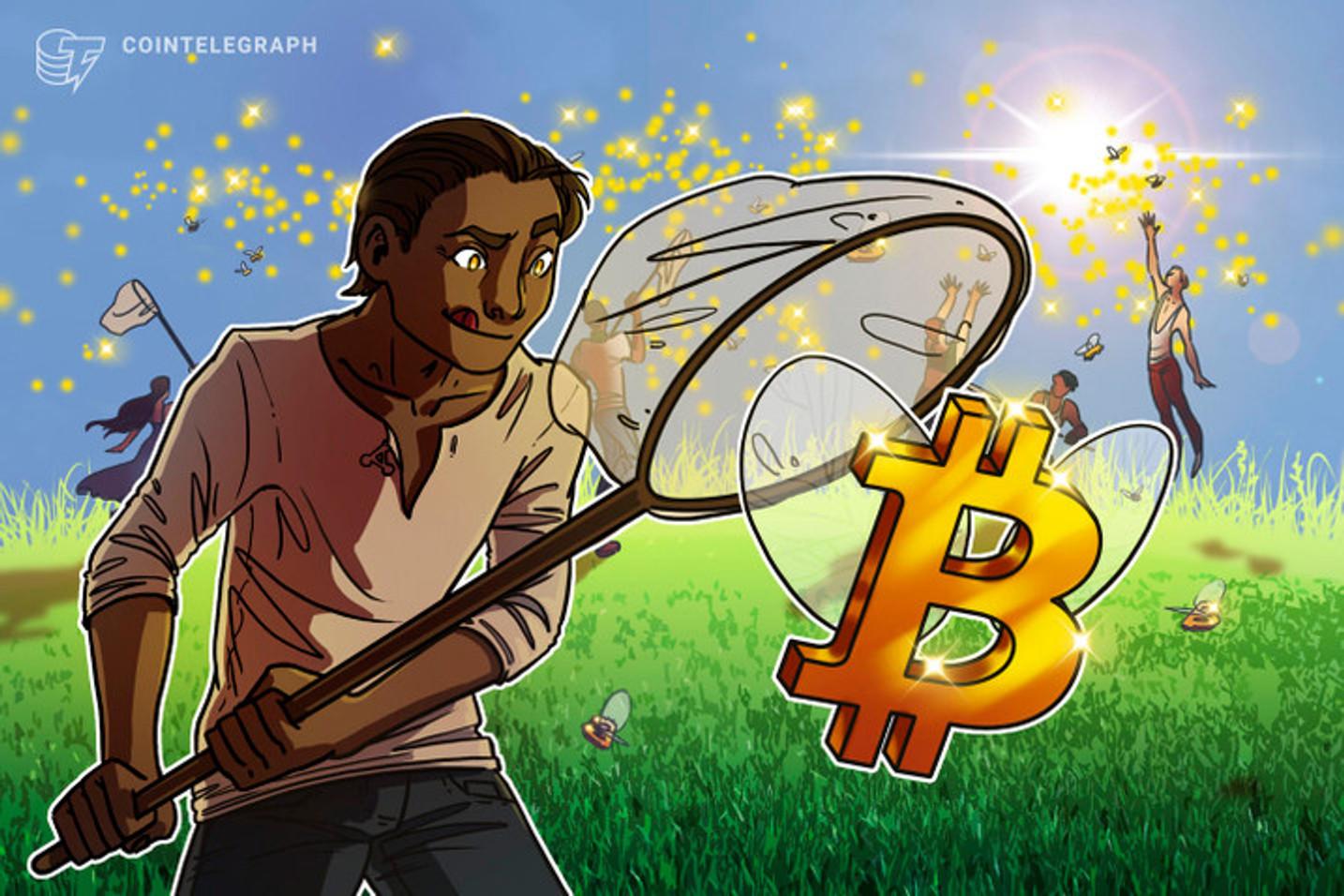 Alta do Bitcoin não tem freio e criptomoeda supera mais um recorde passando de 213 mil no Brasil