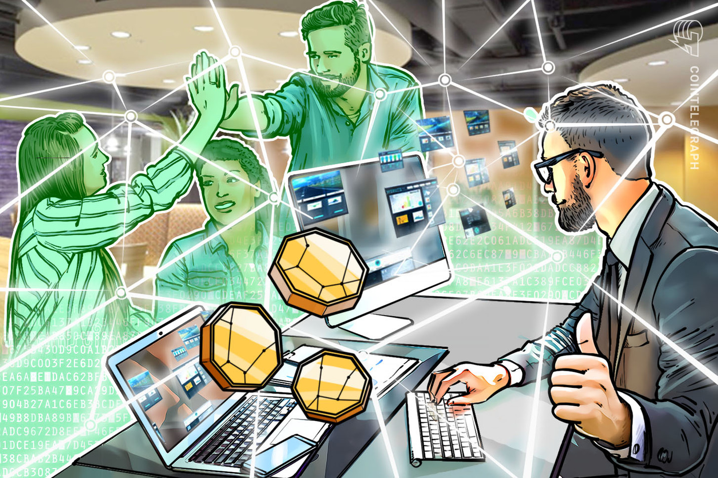 Reddit's Fortnite Community Outpaces r/CryptoCurrency in Token Transfers