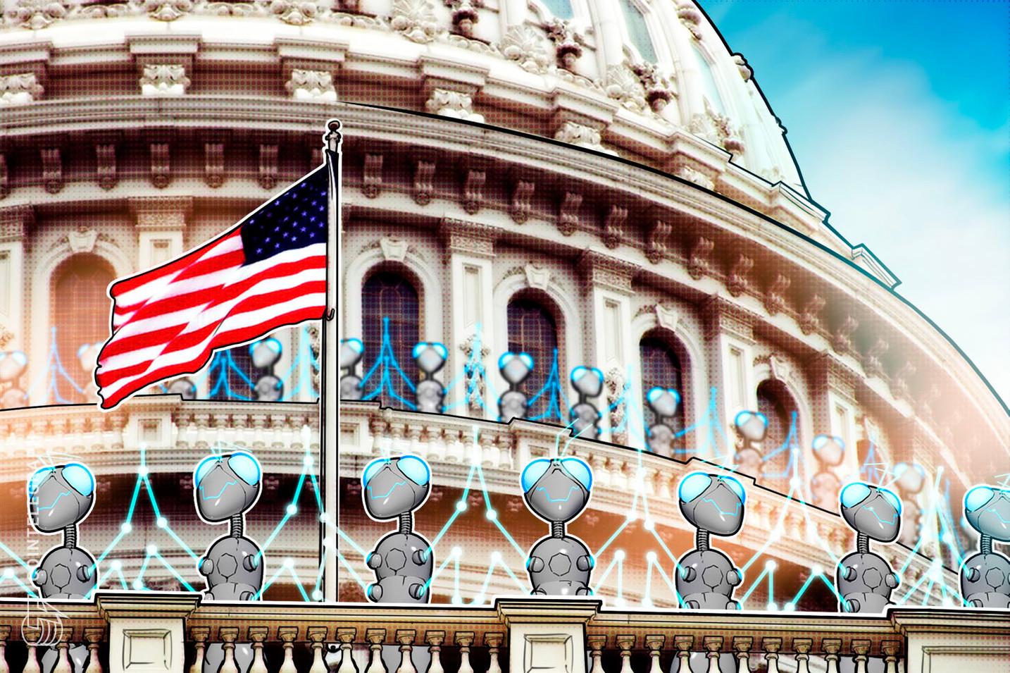 في الكونغرس، يطالب مشروع قانون جديد بإجراء مسح شامل لتقنية بلوكتشين في الولايات المتحدة