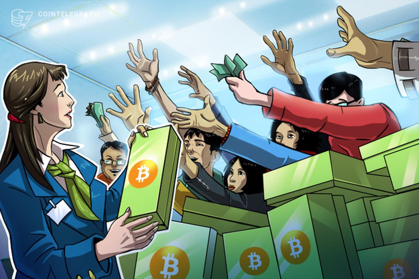 Binance é a única exchange de derivativos cripto a registrar crescimento em abril e ultrapassa BitMEX