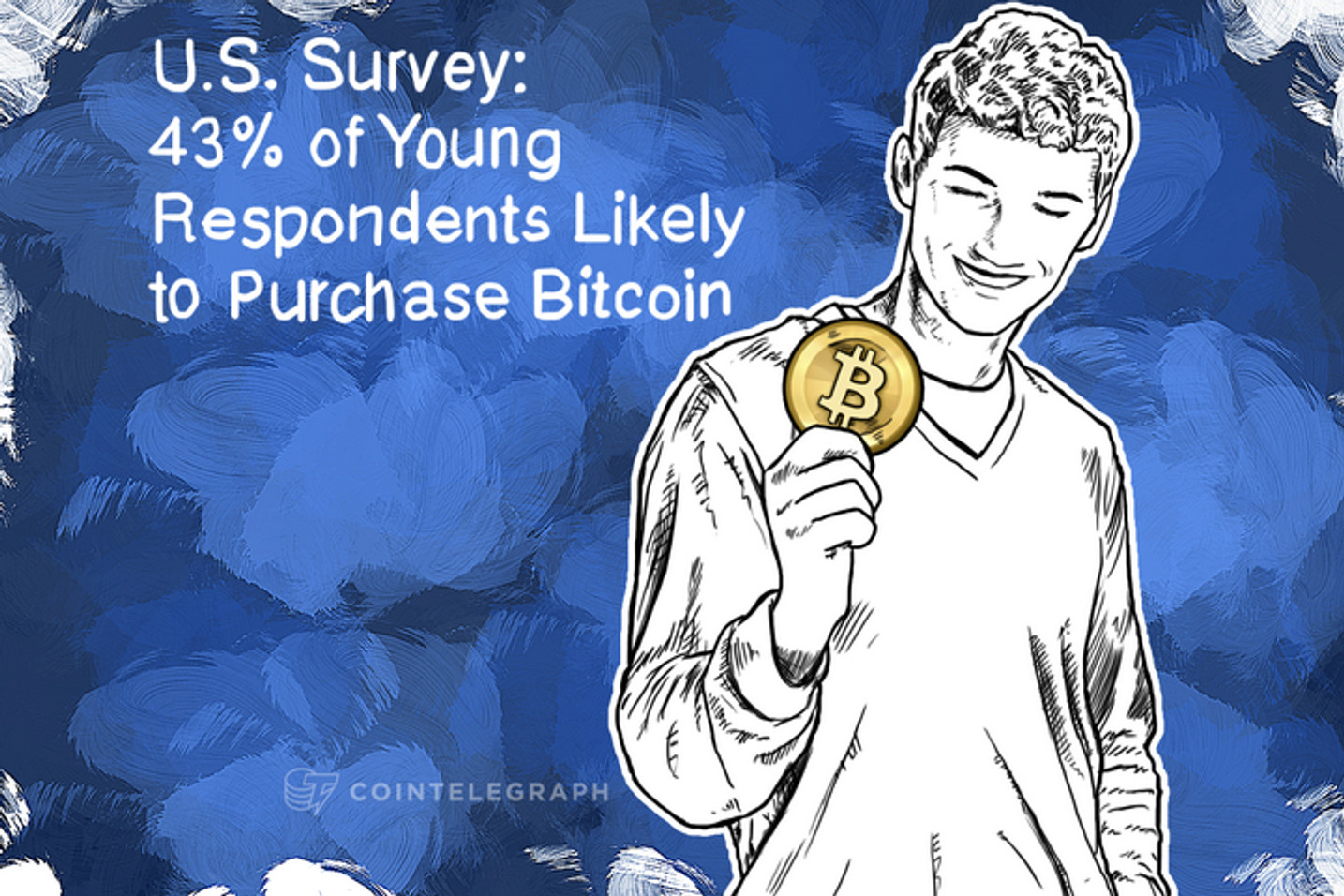 U.S. Survey: 43% of Young Respondents Likely to Purchase Bitcoin