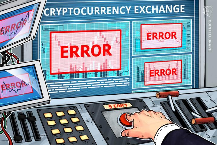 'Trade suspenso': Mercado Bitcoin apresenta falha enquanto preço do Bitcoin (BTC) derrete