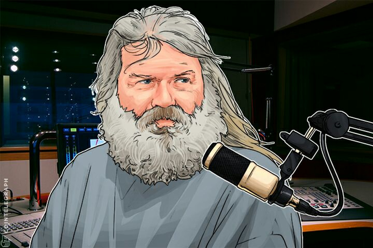 Podcast: Mike Doty from ARK.IO