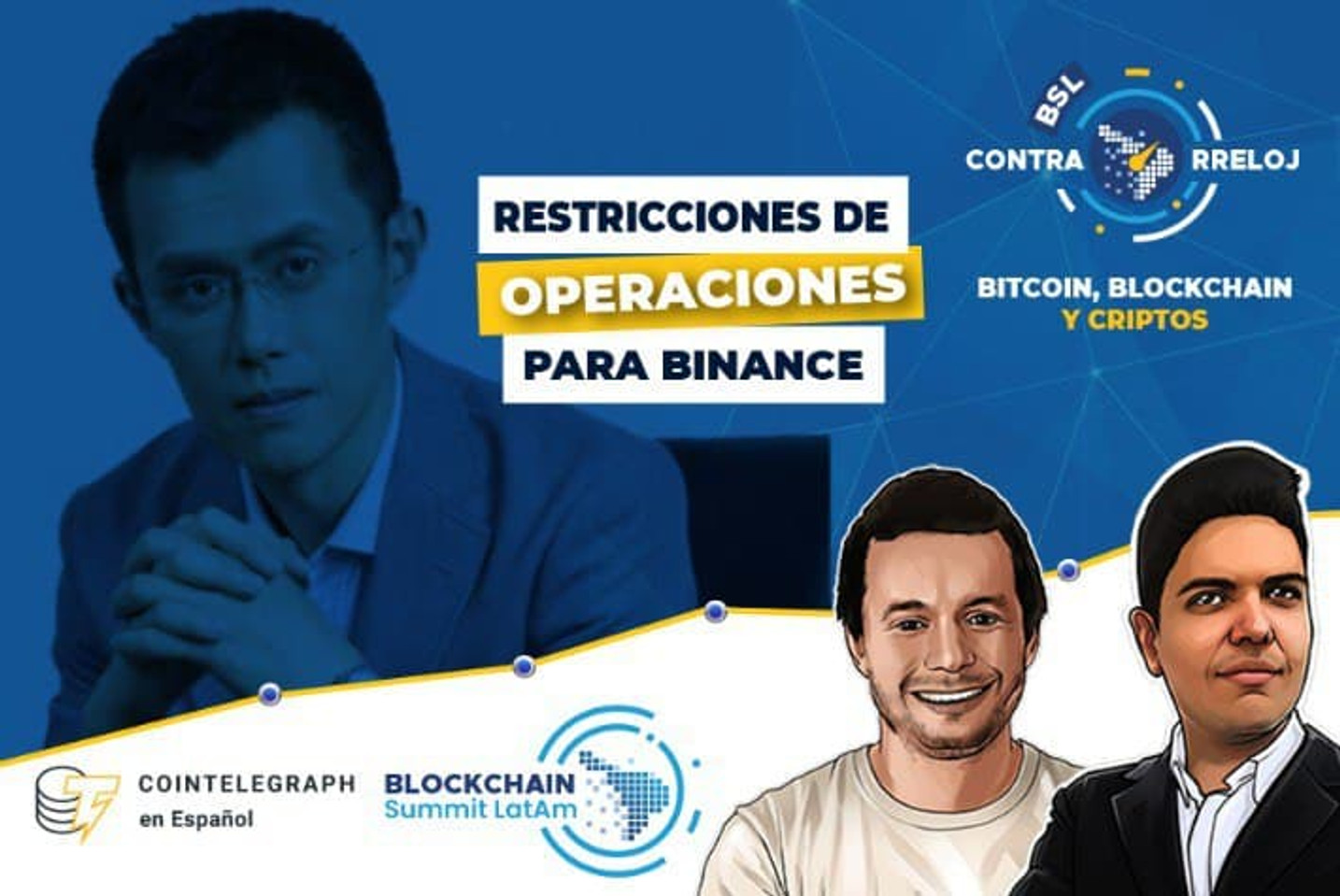 George Soros entrando a las criptomonedas, restricciones a Binance, Ricardo Salinas pro Bitcoin y mucho más. Un resumen de las criptonoticias más importantes de la semana
