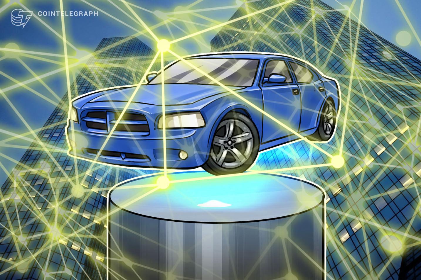 Deutsche Bank, Allianz y Auto1 se asocian para crear una plataforma blockchain para el financiamiento de automóviles