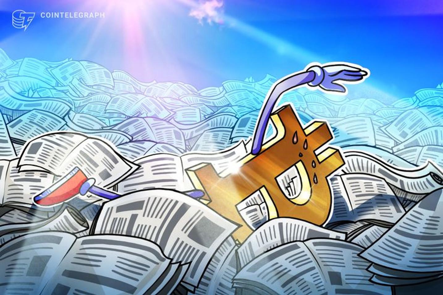 Não vale apena investir em Bitcoin, 'é uma aposta na incerteza', diz reportagem da Rede Globo