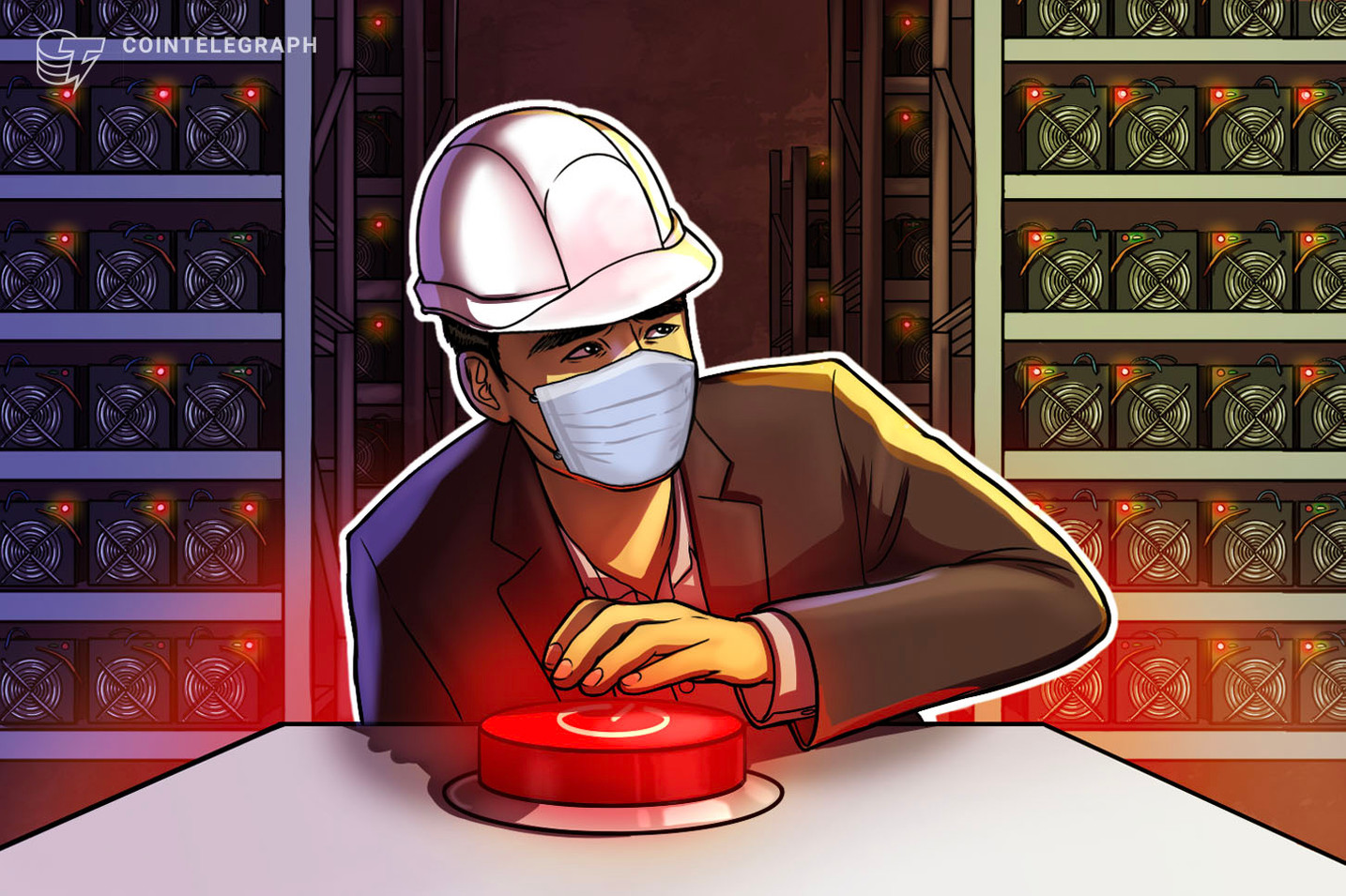 US Holding Firm Halted Mining Business After Bitcoin Crashed Below $4K