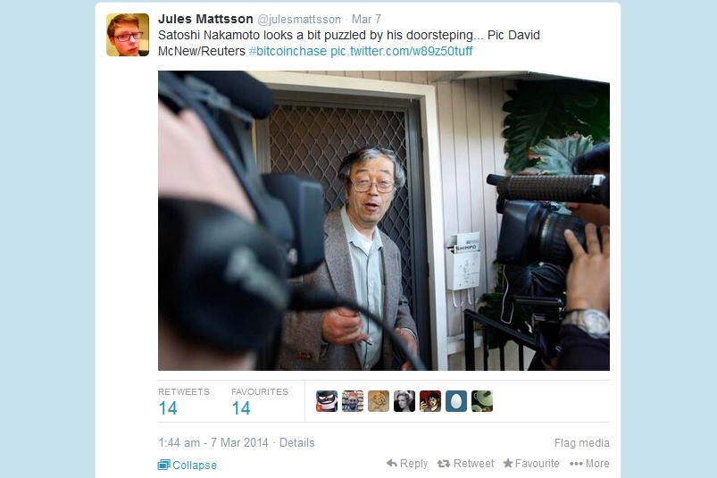 The most important lesson from the Dorian Nakamoto story