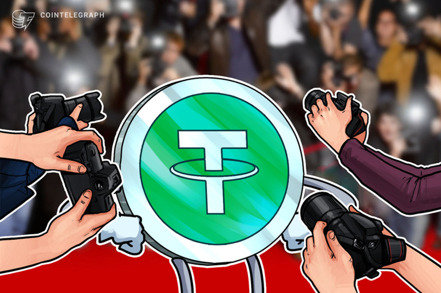 Transferencia de 200 millones de dólares en Tether llama la atención y puede mover el mercado de criptomonedas