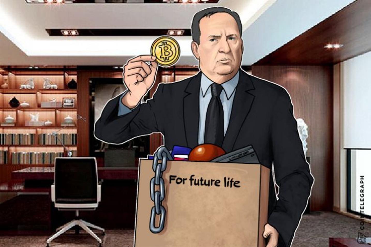 Leri Samers – Blockchain će biti od fundamentalane važnosti