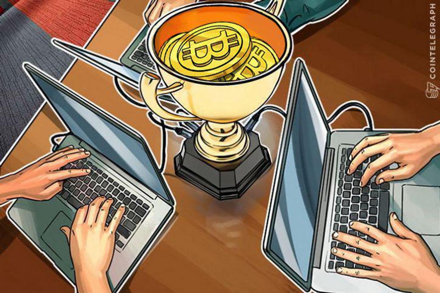 PCゲーム「ビットコインの謎」を解いて1ビットコインをゲット!