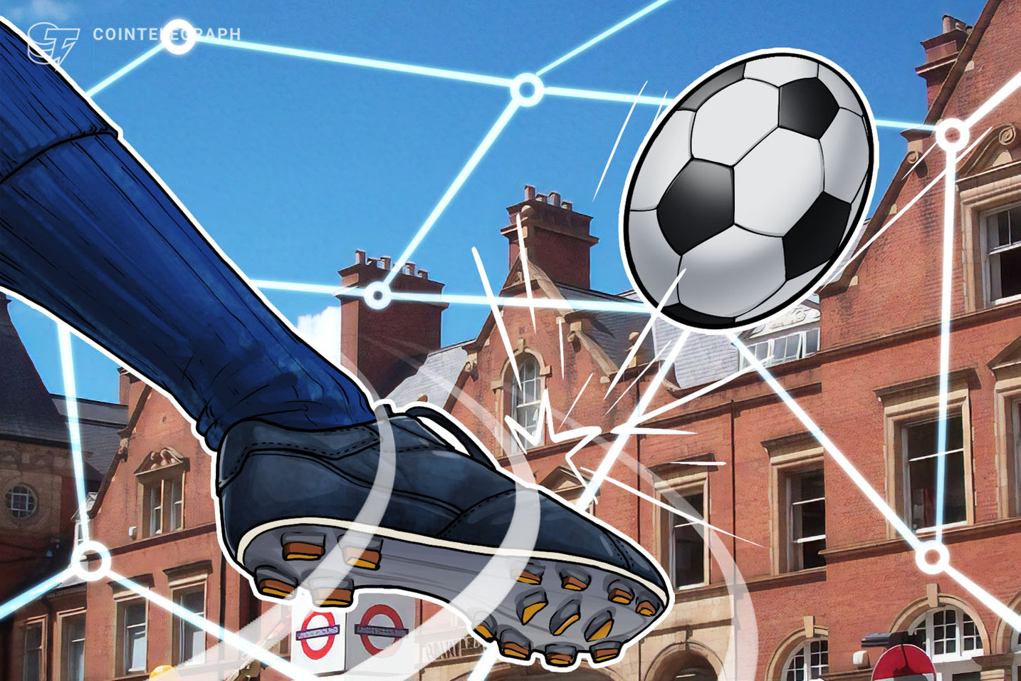 Sette club di Premier League firmano un accordo pubblicitario in Bitcoin con eToro