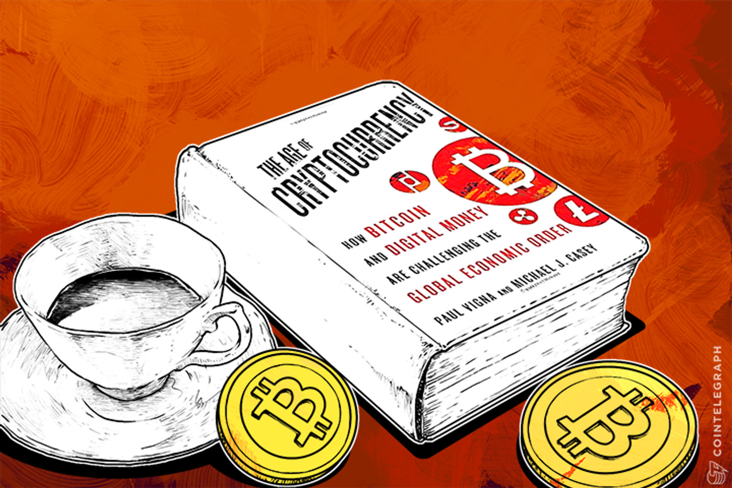 The 'Age of Cryptocurrency' Book: Two Outsiders Look In at Bitcoin and Digital Money