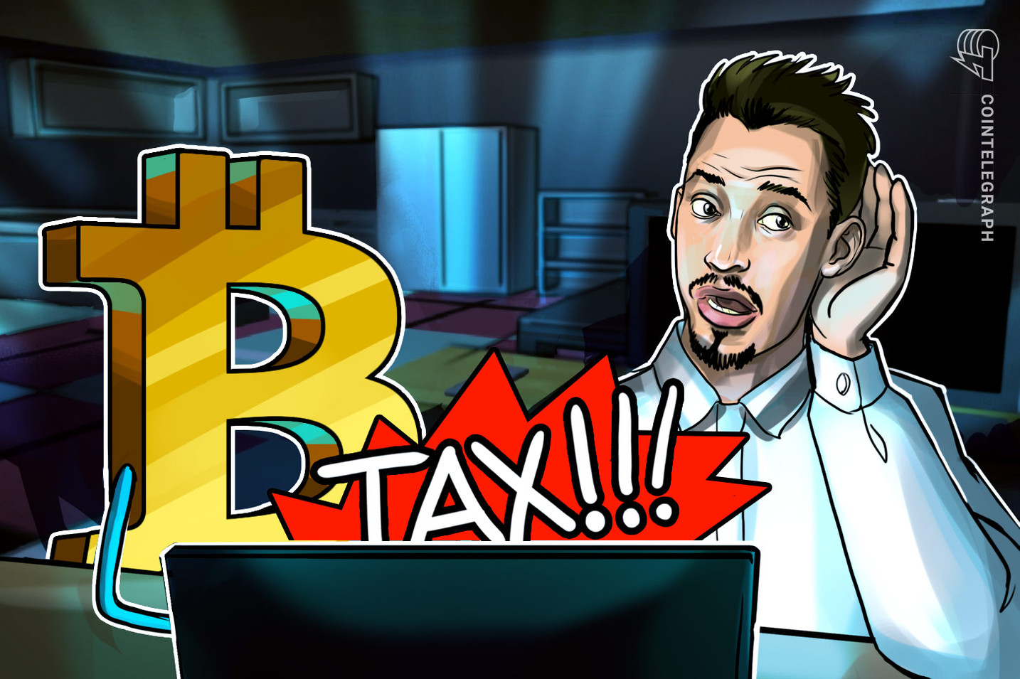 Bitcoin More Efficient for Paying Taxes in Canada, Says Local Exchange
