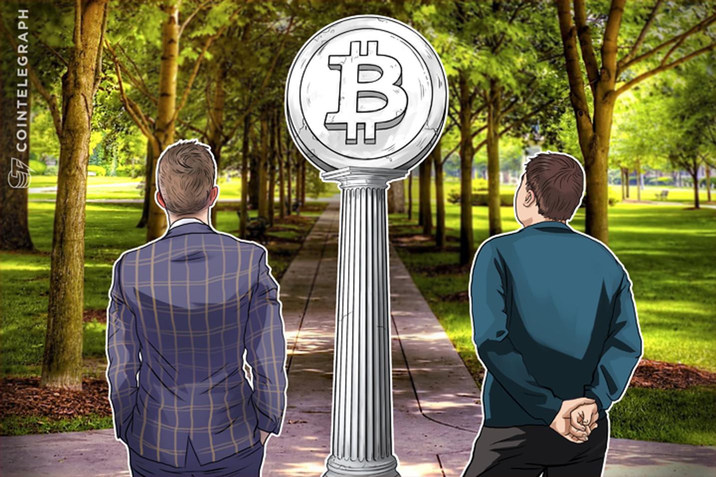 Entre touros e ursos do Bitcoin, um acadêmico considera