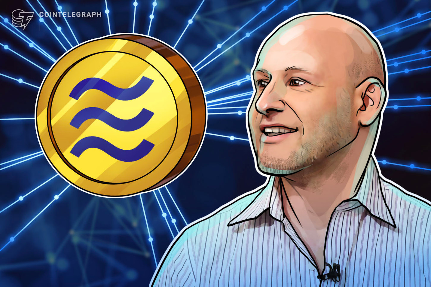 Ethereum Co-Founder Criticizes Facebook's Libra Token for Centralization