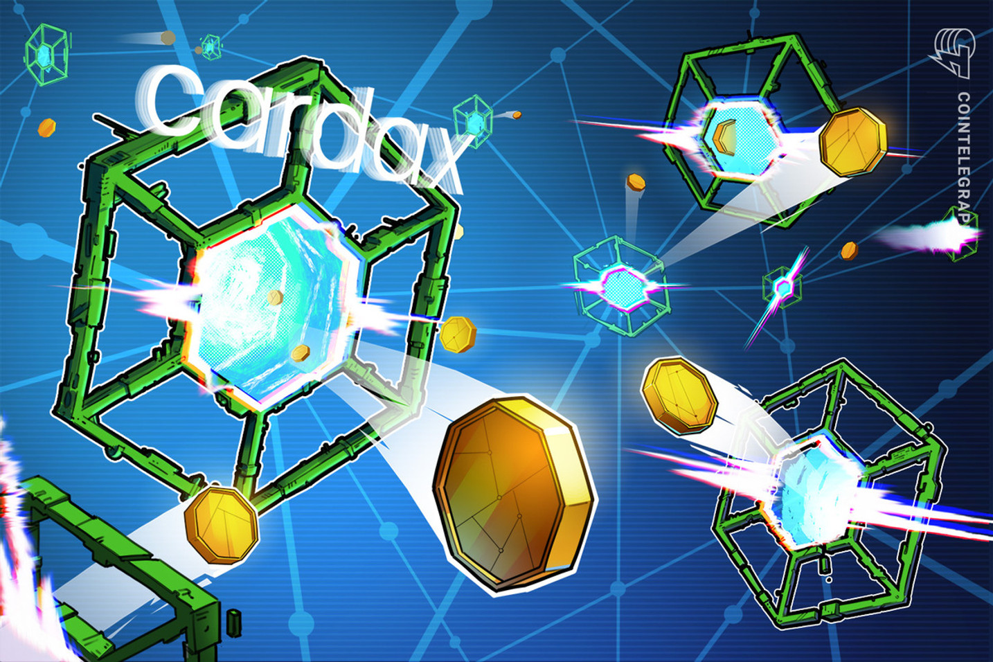 This decentralized exchange has plans to become the Uniswap of the Cardano ecosystem