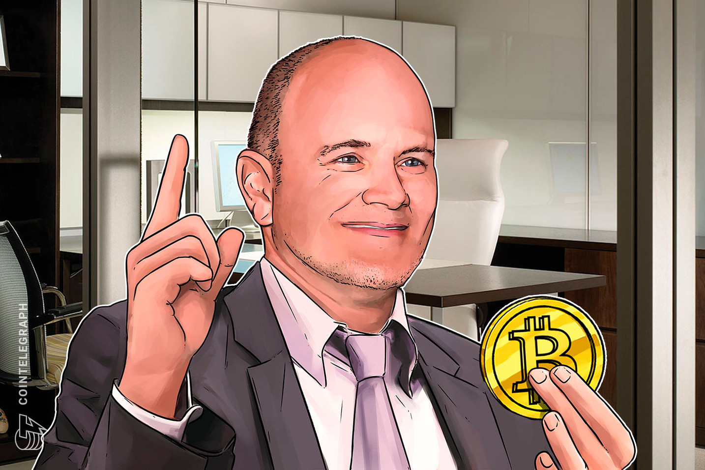 Mike Novogratz: I'm Not Selling Bitcoin at $14K Again — It's Going Higher