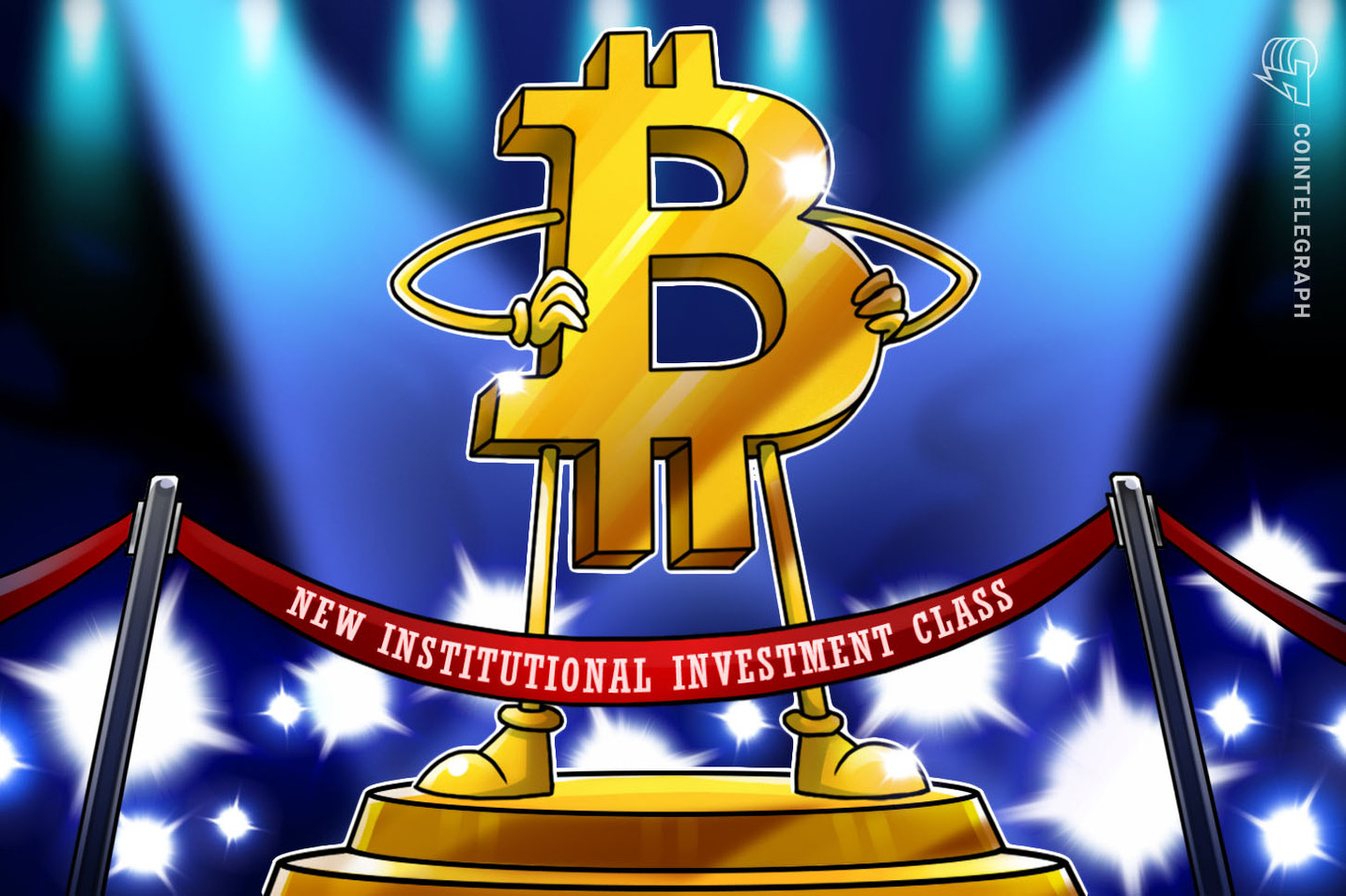 Morgan Stanley Report Shows Strong Institutional Investment for Bitcoin