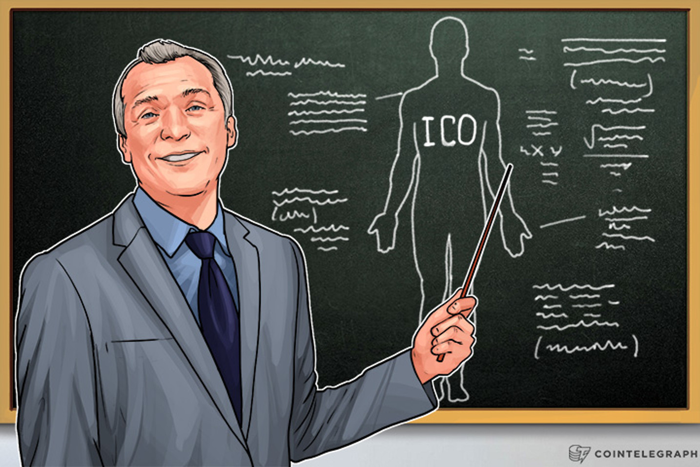Anatomy of ICO For Blockchain Investors and Entrepreneurs