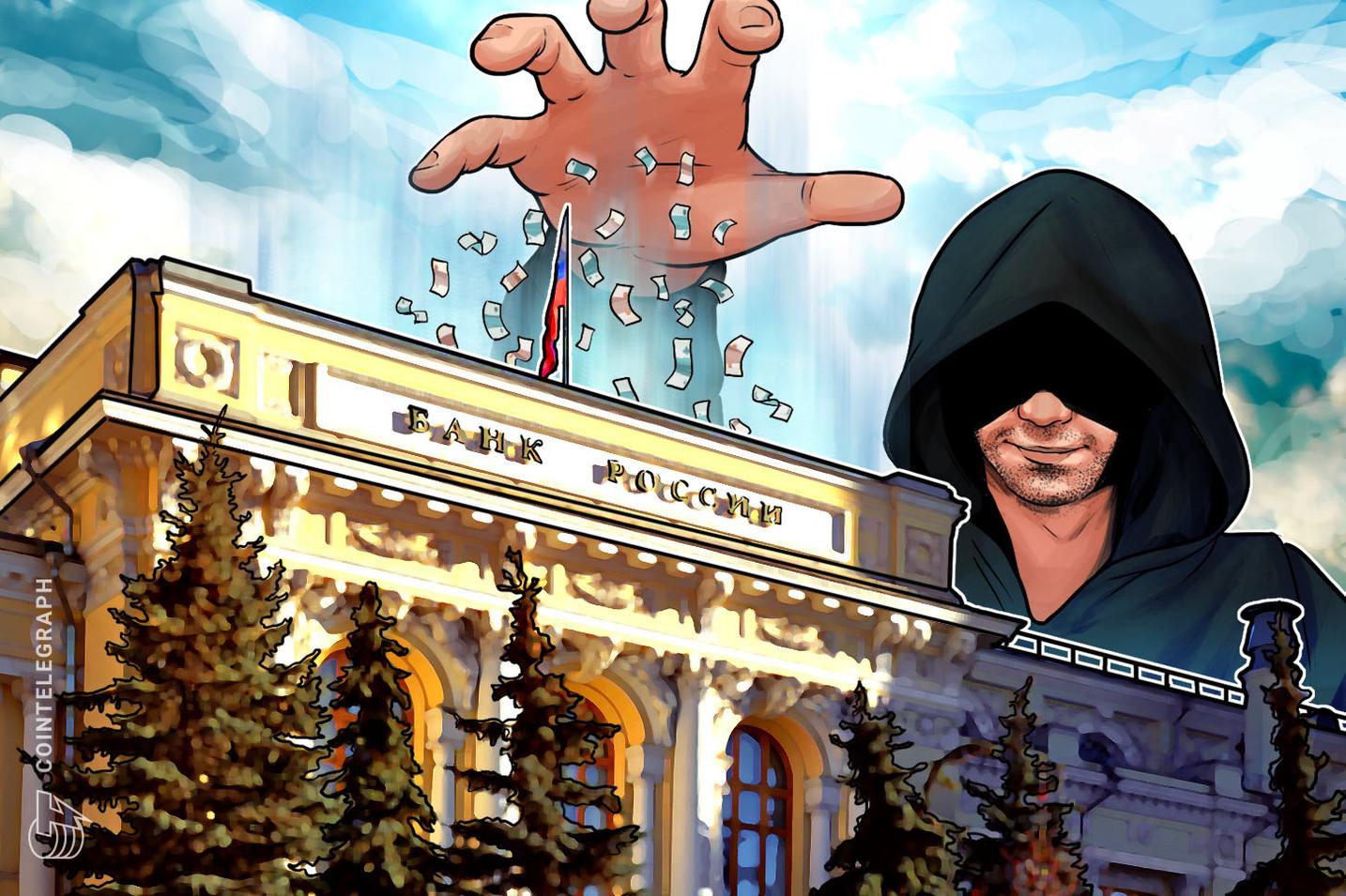 Criminales rusos venden 13 millones de dólares de dinero falso por criptomonedas en la darknet