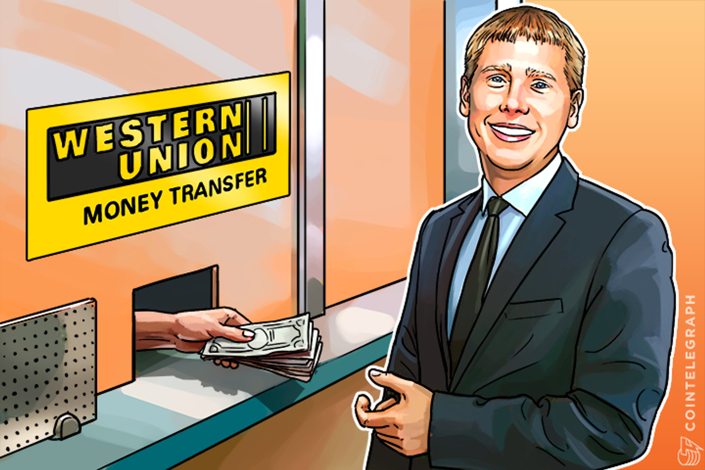 Western Union Invests in Digital Currency Group