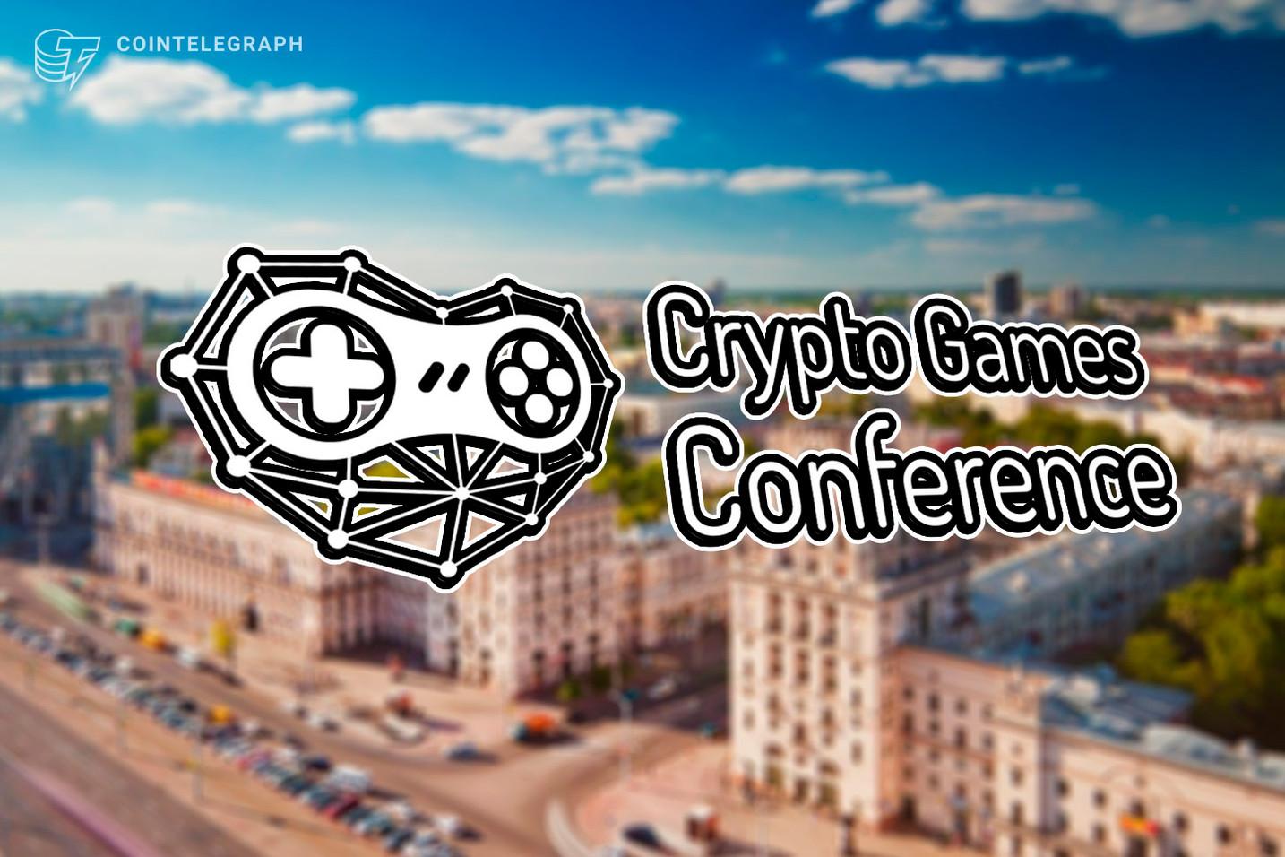 The Crypto Games Conference Minsk '19 Recap April 25-26, 2019 - Minsk, Belarus